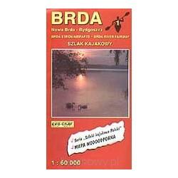 BRDA - szlak kajakowy
