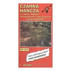 CZARNA HAŃCZA - szlak kajakowy