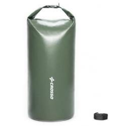 Worek kajakowy Crosso Dry Bag 20l - oliwkowy