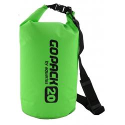 Worek Aquarius GoPack 20L - Zielony