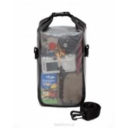 Torebka wodoszczelna Crosso Mini Bag 3l - przezroczysty