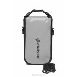 Torebka wodoszczelna Crosso Mini Bag 3l - srebny