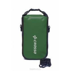 Torebka wodoszczelna Crosso Mini Bag 3l - zielony