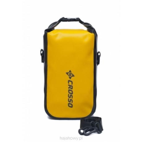 Torebka wodoszczelna Crosso Mini Bag 3l - żółty