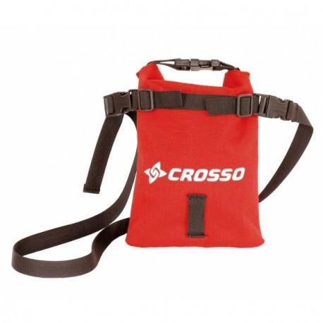 Torebka wodoszczelna Crosso Pocket 1 - czerwony