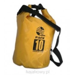 Worek kajakowy Aquarius Pack 10l żółty