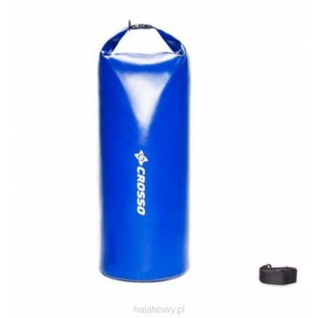 Worek kajakowy Crosso Dry Bag 10l - niebieski