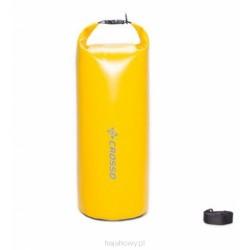 Worek kajakowy Crosso Dry Bag 12l - żółty