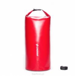 Worek kajakowy Crosso Dry Bag 20l - czerwony