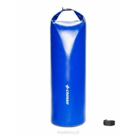 Worek kajakowy Crosso Dry Bag 30l - niebieski