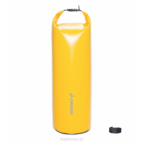 Worek kajakowy Crosso Dry Bag 30l - żółty