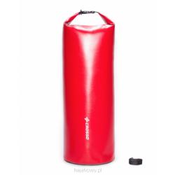 Worek kajakowy Crosso Dry Bag 50l - czerwony